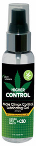 HIGHER CONTROL CLIMAX CONTROL GEL W/HEMP SEED OIL 2 OZ