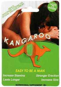 KANGAROO FOR HIM (EACHES) (NET)