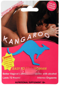 KANGAROO FOR HER (EACHES) (NET)