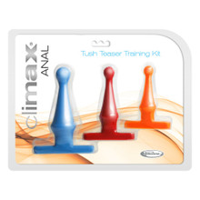 CLIMAX ANAL TUSH TEASER TRAINER KIT