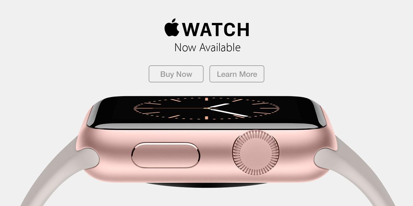 Apple Watch!