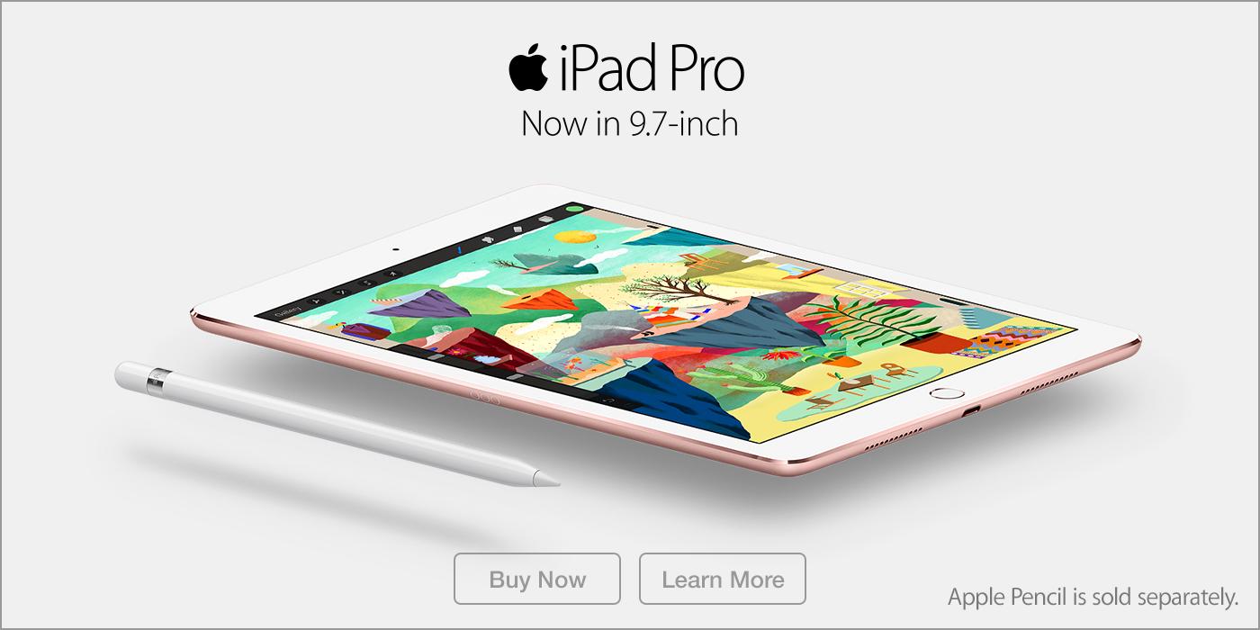 iPad Pro!