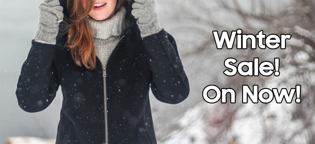 Winter Sale! On Now!