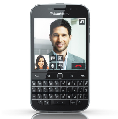 BlackBerry Classic | Front
