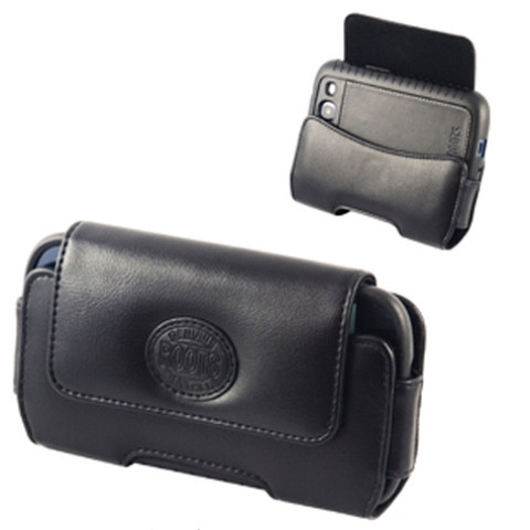 Roots Horizontal Leather Pouch for iPhone 6
