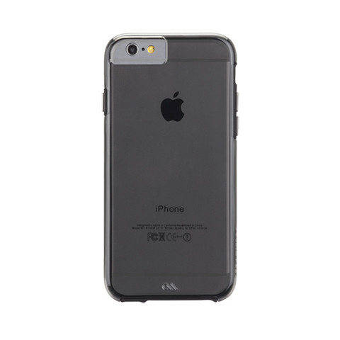 Casemate Naked Tough Case iPhone 5s, 6, 6+ | Back