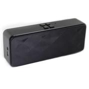 Muvit Black Bluetooth Dual Speaker Sound Bar
