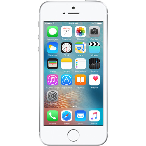 Apple iPhone SE 16gb | Silver