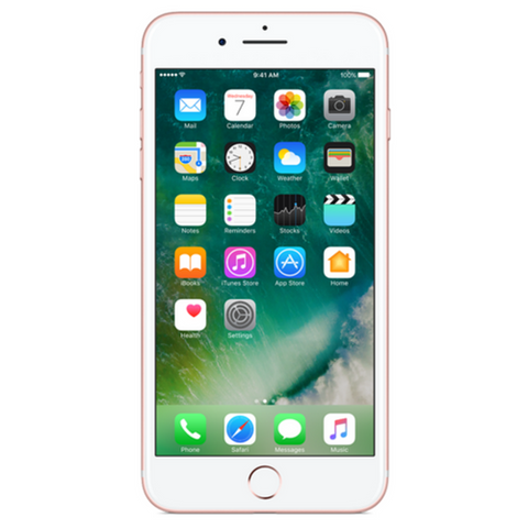 iPhone 7 Plus 256GB | Rose Gold