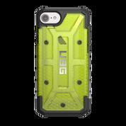 UAG Plasma iPhone 7 Case - Citron | Back
