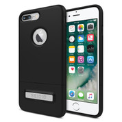 Seidio Surface for iPhone 7 Plus - Black |  Front and Back