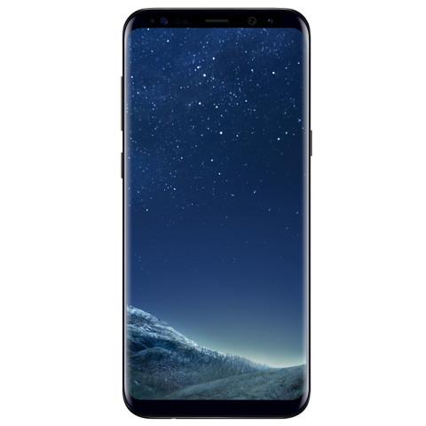 Samsung Galaxy S8+ | Midnight Black | Front
