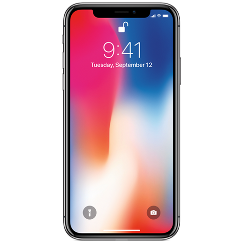Iphone x 64gb the wireless age for Fenetre zoom iphone x