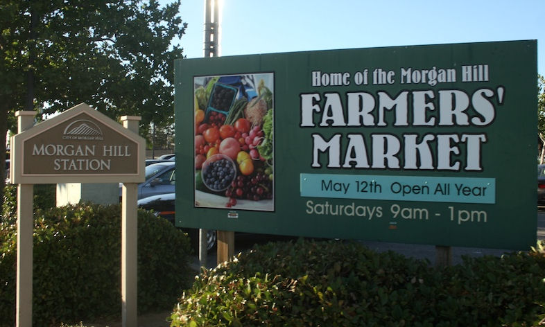 Morgan Hill Farmer's Market
