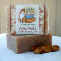 Ayurveda Botanical Soap