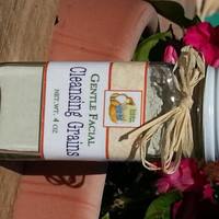 Foxhollow Herb Farm Gentle Facial Cleansing Grains