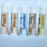 Foxhollow Herb Farm Herbal Healing Lip Balm