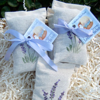 Foxhollow Herb Farm Organic Dried Lavender Sachets