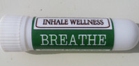Breathe Aroma Inhaler has Essential oils of Eucalyptus, Rosemary and Bay Laurel.  Ideal for cold season to help clear nasal passages in a natural way.