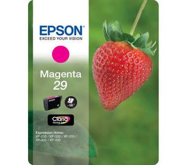 Epson 29 Claria Ink Cartridge - Standard Magenta
