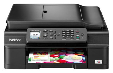 Brother MFC-J470DW A4 Colour Inkjet Wireless Multifunction Printer