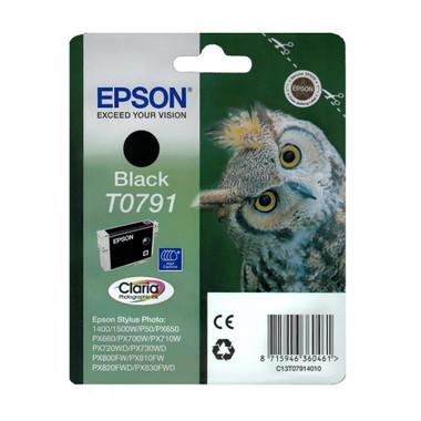 Epson T0791 STYLUS PHOTO High Capacity Black Ink