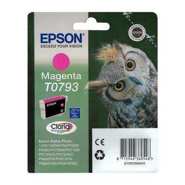Epson T0793 STYLUS PHOTO High Capacity Magenta Ink