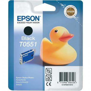 Epson T0551 STYLUS PHOTO Black Ink
