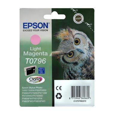 Epson T0796 STYLUS PHOTO High Capacity Light Magenta