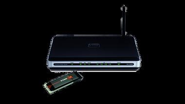 D-Link DKT-710 Wireless G ADSL2+ Starter Kit