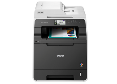 -Brother DCP-L8400CDN A4 Laser Multifunction Colour Printer