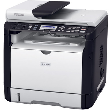 Ricoh SP311SFN MFP Mono Laser Printer