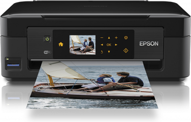 Epson Expression Home XP-412 Small-in-One Printer with Wi-Fi Direct and 6.4cm LCD Screen