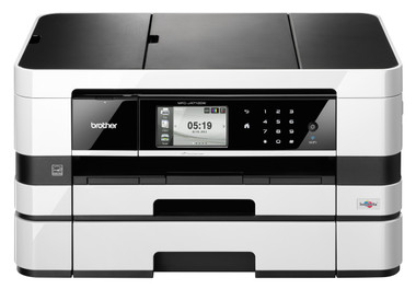 -Brother MFC-J4710DW A4 Colour Inkjet Wireless Multifunction All-In-One Printer