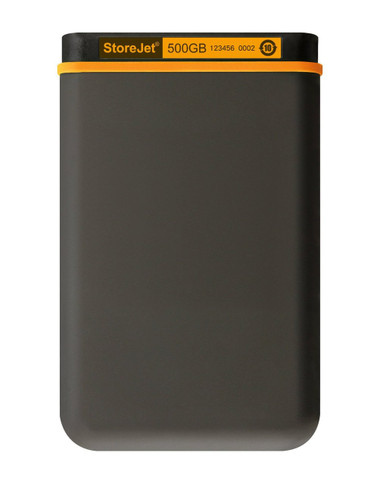 Transcend TS500GSJ25M2 500GB USB2.0 StoreJet M2 Military Grade Shock Resistance External HDD
