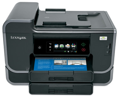Lexmark Platinum Pro905 Wireless 4-in-1 Inkjet Printer