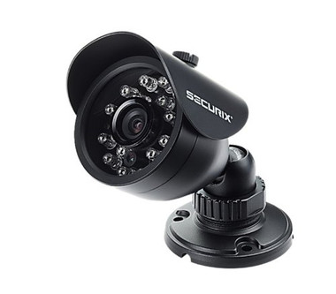 Securix IR20 RJ12 Bullet CCTV Security Camera For SMC4 or SMC4s KIT