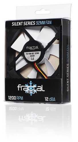 Fractal Design Silent Series 92mm Fan