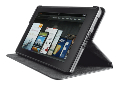 Trust Folio Stand For Kindle Fire