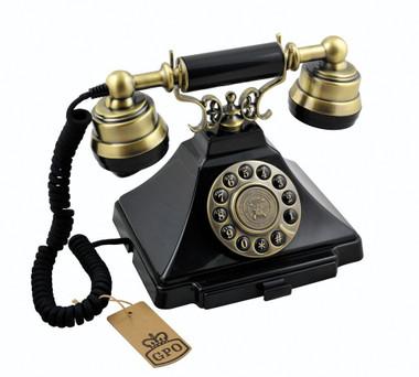 GPO Duke Traditional Push Button Telephone