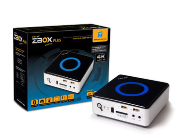 ZOTAC ZBOX NANO ID68 PLUS Mini PC (Intel Core i5-4200U 3.4GHz, 4GB RAM)