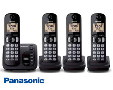Panasonic KX-TGC224 Digital Cordles Answering System