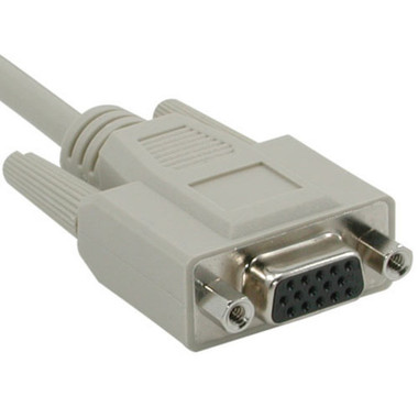 CablesToGo Economy VGA Monitor Cable (3M) M/M