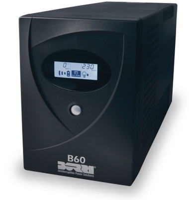 Borri B60 800VA UPS Tower, Uninterrupted power supply For Desktop