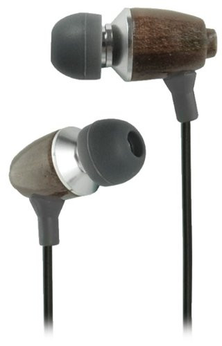 Arctic Cooling E352 Wooden Chassis Earphones