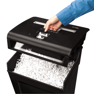 Fellowes Powershred® P-48C Cross-Cut Shredder - White