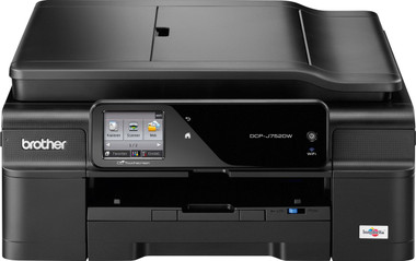 Brother DCP-J752DW All-in-One Inkjet Printer + Duplex and Wireless