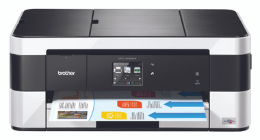 Brother MFC-J4420DW A3 Capable Colour Inkjet All-in-One + Duplex, Fax, Wireless