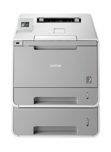 Brother HL-L9200CDWT Colour Laser Printer + Duplex, Tray, Wireless