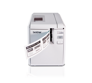 -Brother PT-9700PC High Speed Label Printer